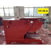 Buy cheap Auto Assistant Fixed Welding Positioner With 3 Jaws Chuck For Pipe Welding from wholesalers