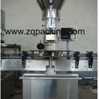 Buy cheap Fully Automatic Wine Bottle Corker /Glass bottle Corking Machinery from wholesalers