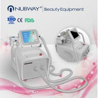 Buy cheap Fat Freezing Cryo Therapy Cavitation RF Slimming Machine With Vacuum Suction from wholesalers