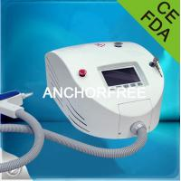 Buy cheap Portable Laser Tattoo Removal Equipment , ND YAG Q-Switched Laser For Colored Eyebrow from wholesalers