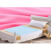 Buy cheap Breathable Incontinence Washable Bed Pad , Urine Segregate Dry Baby Bed Pad from wholesalers