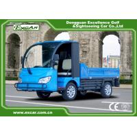 Buy cheap EXCAR Trojan Battery 72V Electric Utility Vehicle Cart 60-80KM Range from wholesalers
