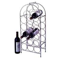 Buy cheap Chrome wine rack from wholesalers