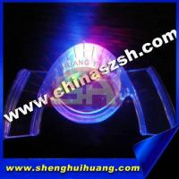 Buy cheap led novelty flashing mouthpiece from wholesalers