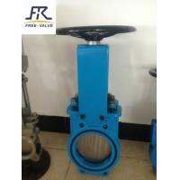 Buy cheap Bi-directional knife gate valve from wholesalers