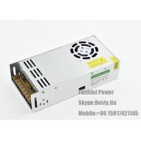 Buy cheap 400 Watt 33A 16.6A LED Driver Power Supply DC 12V DC 24V IP20 with DC Fan from wholesalers