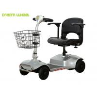 Buy cheap 4 Wheels Electric Mobility Scooter 24V 12Ah Lead Acid Gel Battery 38Kgs from wholesalers