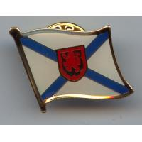 Buy cheap flag  lapel  pin from wholesalers
