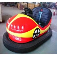 Buy cheap 1-2 Person Capacity Amusement Park Ride Battery Operated Kids Bumper Cars from wholesalers