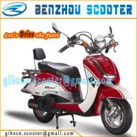 Buy cheap Retro Gasoline Mobility Scooter YY125T-19A from wholesalers