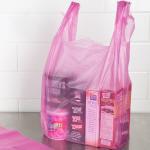 Buy cheap Durable T Shirt Plastic Bags , Custom Printed T Shirt Bags HDPE Material from wholesalers