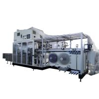 Buy cheap Gachn Technology Bag Making Sanitary Pads Packing Machine 17KW Install Power from wholesalers