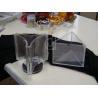 Buy cheap Restaurant Acrylic Menu Holder from wholesalers