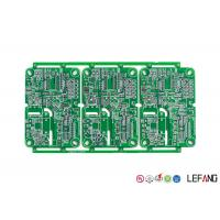 Buy cheap 4 Layers High TG PCB Circuit Board Green Solder Mask With Impedance Conrol product