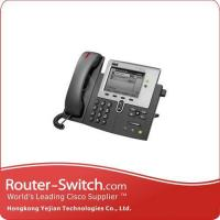 Buy cheap Cisco VOIP / IP Phone CP-7911G CP-7940G from wholesalers
