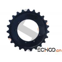 Kubota K035 Mini Excavator Sprockets With Steel Material Customized Color