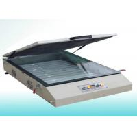 Buy cheap Auxiliary Equipment Screen Printing Exposure Unit / Small Table Top Exposure Machine from wholesalers