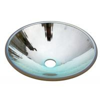 Buy cheap Energy Saving Glass Reflector , Round High Bay Light Reflector For Searchlights product