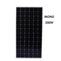 Buy cheap Cheap 330W Monocrystalline Silicon Solar Panel With Junction Box 72 Cells from wholesalers