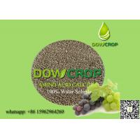 Buy cheap DOWCROP 100% WATER SOLUBLE HIGH QUANLITY TRACE ELEMENT AMINO ACID CHELATED CALCIUM  GRANULAR WATER SOLUBLE FERTILIZER from wholesalers