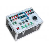 Buy cheap Multi Functional Single Phase Relay Tester Protection Relay Measurement Equipment from wholesalers