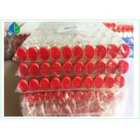 Buy cheap CAS 51753-57-2 Human Growth Hormone Peptide , Growth Hormone Releasing Peptides from wholesalers