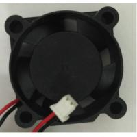Buy cheap axial flow fan 25x25x10mm 3.3v 5v 12v small mini dc motor fan factory good price from wholesalers
