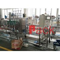 Buy cheap Aerosol Paint filling machine for flowing liquid , vegetable oil filling machine from wholesalers