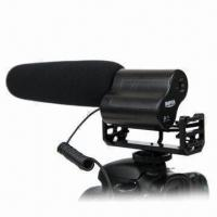 Buy cheap Professional Condenser Shotgun Microphone, Designed for Camcorders, DSLR Cameras/Audio Recorders from wholesalers