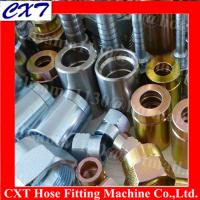 Buy cheap Parker Hydraulic fittings/Hydraulic Adapter/Tube Fitting/Hydraulic Coupling from wholesalers