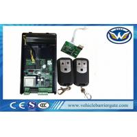 Buy cheap Multifunction Learning Code Remote Control Control Box , Barrier Gate Control Board from wholesalers