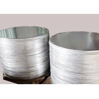 Buy cheap Hot Rolled Aluminium Discs Circles 1000 Series Induction Base For Cooker / Pan from wholesalers