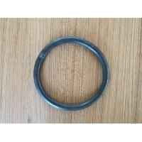 Buy cheap Black O Ring High Strength Welding Steel Material With 250 Mm Diameter from wholesalers