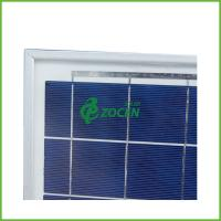Buy cheap 40W 12V Polycrystalline Custom Solar Panels for 12V Battery Charger from wholesalers
