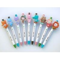 Buy cheap cartoon large capacity Black ink  automatic 0.5 mm ballpoint pen from wholesalers