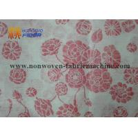 Buy cheap Printed Wood Pulp Non Woven Fabrics For Household / Industrial Cleaning from wholesalers