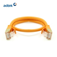 Buy cheap Telecommunication Copper Patch Cord Cat5e / CAT6 RJ45 UTP FTP 30AWG 32AWG from wholesalers