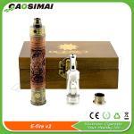 Buy cheap Gaosimai hot selling vaporizer pen E Fire V2 kit from wholesalers