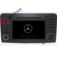 Buy cheap Mercedes Benz Car Radio Dvd Bluetooth Navigation , Mercedes Gl Dvd Player With Ipod BT product