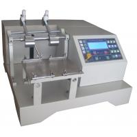 Buy cheap Computerized Dyed Specimen Crocking Test Machine Motor Double Hammers from wholesalers