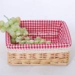 Buy cheap wicker basket willow baskets storage baskets Cheristmas basket from wholesalers