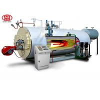 Buy cheap 4T Gas / Diesel Fired Industrial Steam Boiler For Autoclave , Low Pressure Steam Boiler from wholesalers