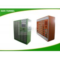 Buy cheap Self Service Fresh Food Vending Machine Coin Payment AC 100 - 240V from wholesalers