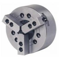 Buy cheap KM 3 Jaw large through hole power chuck product