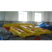 Buy cheap Customized Safety Durable Inflatable Flying Fish Surfboard Water Park Game from wholesalers