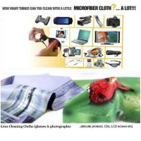 Buy cheap microfiber cleaning cloth branded,ultra microfiber cleaning cloth,microfiber cleaning cloth in pocke from wholesalers