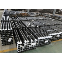 Buy cheap Alloy Steel Oil Tubing Pipe Seamless Structure EU NU Ends Hot Rolled Technique from wholesalers