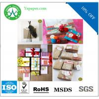 Buy cheap sell stocklot tissue paper jewelry box packing tissue wrapping paper from wholesalers
