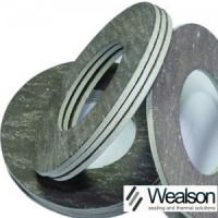 Buy cheap Compressed Asbestos Fiber Gasket from wholesalers