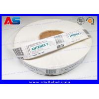 Buy cheap Paper Custom Injectable Bottle Label For Animal Phosphorus Butafosfan Vials 10ml / 50ml from wholesalers